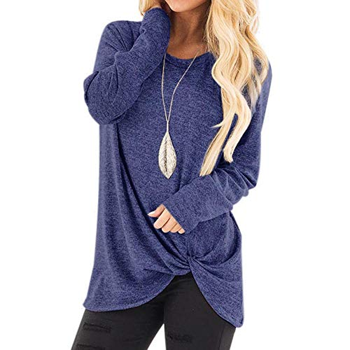Sunmoot Clearance Sale Sleeveless T-Shirt for Womens Long Sleeve Tunic Tops Spring Summer Off Shoulder Cross V-Neck Short 3/4 Sleeve Sleeveless Knot Front Casual Loose Cotton Cold Shoulder Blouse ()