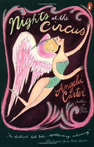 book cover of Nights at the Circus