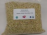 Buckwheat, 5 Pounds (five lbs), USDA Certified Organic, Non-GMO, Hulled, Whole, (Groats), BULK.