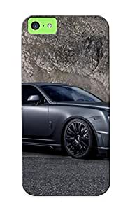 For Iphone Case, High Quality Rolls Royce Ghost Tuning For Iphone 5c Cover Cases / Nice Case For Lovers