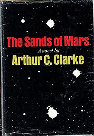book cover of The Sands of Mars