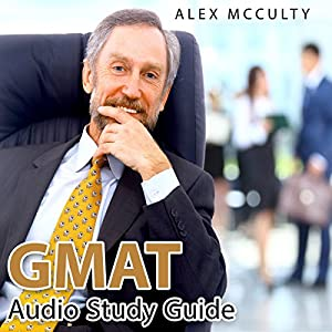 GMAT Audio Study Guide Audiobook