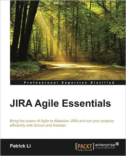 JIRA Agile Essentials Patrick Li