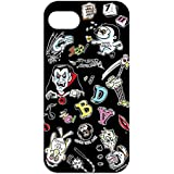 """iPhone 6/6s/7/8 case by SNOID """"#5"""" (BLACK)"""