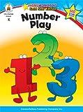Number Play, Grade K, Carson-Dellosa Publishing Staff, 1604187778