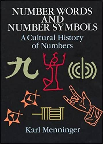 Buy Number Words And Number Symbols Cultural History Of Numbers