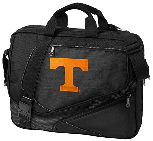 Large University of Tennessee Laptop Bag OUR BEST Tennessee Vols Computer Bag by Broad Bay