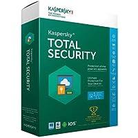 Kaspersky Total Security 5-User 1 Year PC/Mac