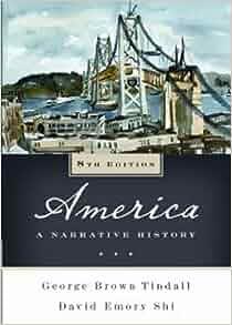 America a narrative history pdf download