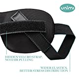 Unimi Sleep Mask for Woman and Man, Upgraded