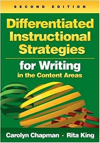 Amazon Differentiated Instructional Strategies For Writing In
