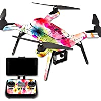 MightySkins Protective Vinyl Skin Decal for 3DR Solo Drone Quadcopter wrap cover sticker skins Pollinate