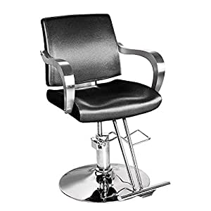 Silla de peluquería mimera 32105b3: Amazon.es: Belleza