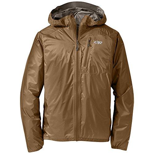 (Outdoor Research Men's Helium II Jacket, Coyote, Large)