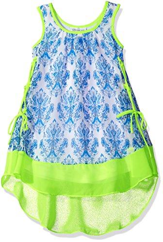 Buy baby doll chiffon dress - 4
