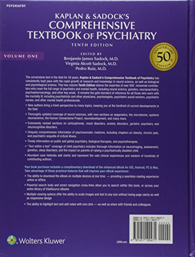 Kaplan and Sadock's Comprehensive Textbook of Psychiatry (2 Volume Set) - medicalbooks.filipinodoctors.org