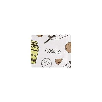 Essen Und Trinken Süße Sahne Milch Coole Leder Visitenkarte