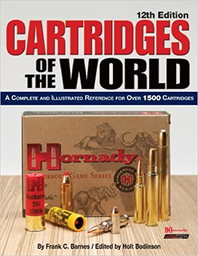 Cartridges of the world a complete and illustrated reference for cartridges of the world a complete and illustrated reference for over 1500 cartridges frank c barnes holt bodinson 9780896899360 amazon books fandeluxe Choice Image