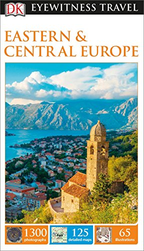 DK Eyewitness Travel Guide Eastern and Central Europe...
