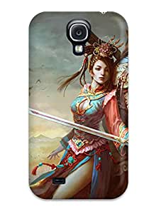 New Style New Arrival Galaxy S4 Case Warrior Case Cover