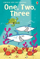 Very First Reading: 123 (Usborne Very First Reading)