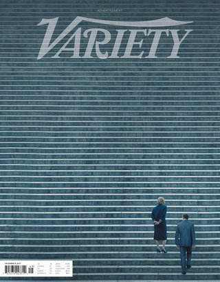VARIETY Magazine, December 5, 2017 - The Post cover; Hugh Jackman cover - Hugh Glasses Jackman