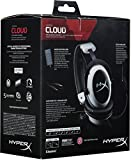 HyperX Cloud Gaming Headset for PC, Xbox One¹, PS4, PS4 PRO, Xbox One S¹ (KHX-H3CLW) - White
