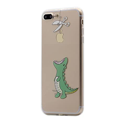 coque iphone 8 plus silicone drole