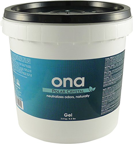 Ona Gel Polar Crystal, 1 Gallon Pail - Outdoor Gel