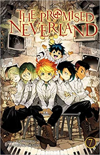 the promised neverland  : The Promised Neverland, Vol. 7 (9781974702244): Kaiu ...