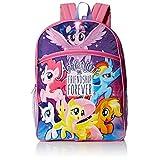 My Little Pony Girls' 5 in 1 Backpack, Purple