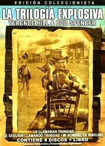 La Trilogía Explosiva Terence Hill & Bud Spencer [DVD]