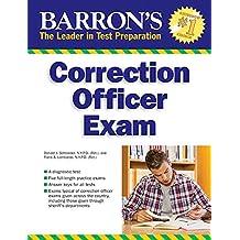 Barron's Correction Officer Exam