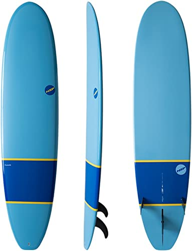 NSP Elements Longboard Surfboard | FINS Included | Durable All Around Long Board SURF Board