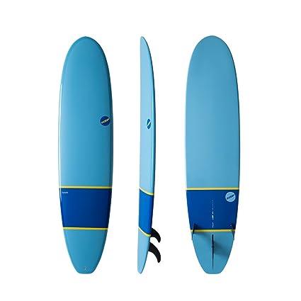 Amazon Com Nsp Elements Longboard Surfboard Fins Included