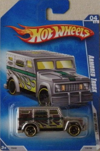 orks '09: Armored Truck (Silver) (Armored Truck)