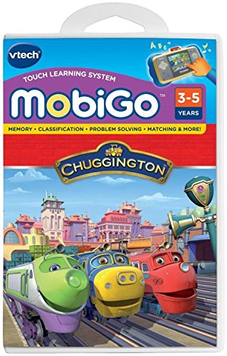 - VTech - MobiGo Software - Chuggington
