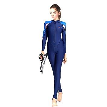 Amazon.com: Completo Wetsuits/skins/trajes de buceo de buceo ...