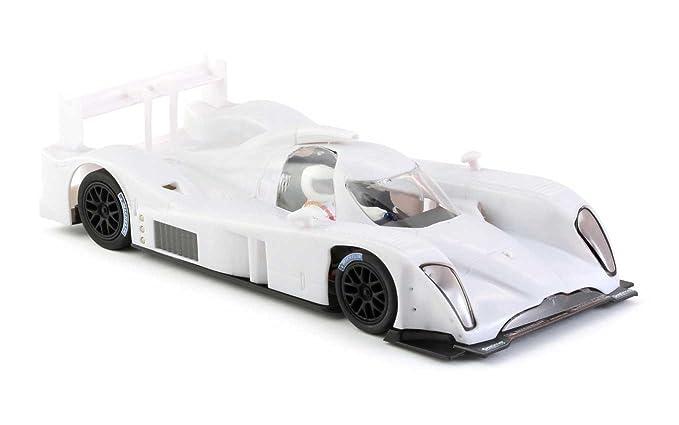 Amazon com: Slot It Lola Aston Martin DBR1 White Angle