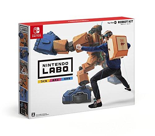 Nintendo Labo Toy Con 02 Robot Kit