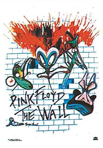 Price comparison product image Pink Floyd - The Wall [Textile Poster / Flag]