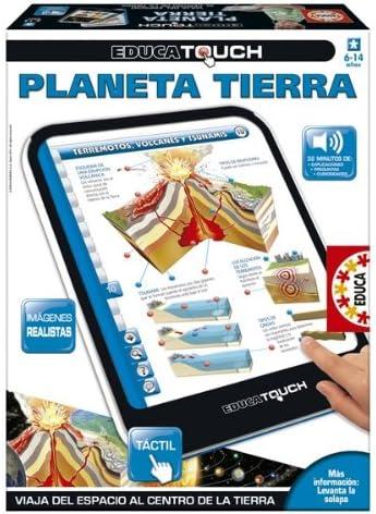 Educa Borrás - Educa Touch Planeta Tierra (14687): Amazon.es ...