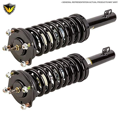 - Pair Front Strut Spring Assembly For Ford Mustang 2011 2012 2013 2014 - Duralo 1192-1642 New