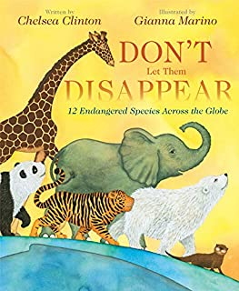 Book Cover: Don't Let Them Disappear