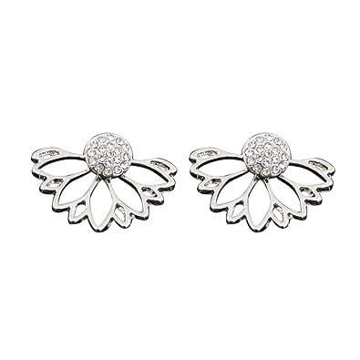 95c30584e459b Amazon.com: LiLiMeng Fashion Earrings Ear Ring Combination Of ...