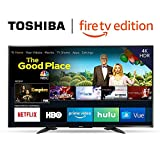 Toshiba 55LF711U20 55-inch 4K Ultra HD Smart LED TV HDR - Fire TV Edition