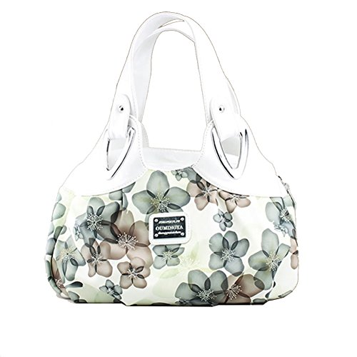 Womens Designer Purses and Handbags Ladies Shoulder Bags Top-Handle Satchel Tote Bags Purse (Light-Green)