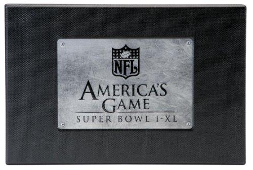 (NFL America's Game Super Bowl I-XL)