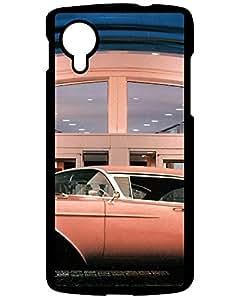 Cadillac Snap-on Hard Plastic Case Cover For LG Google Nexus 5 3751253ZH968411859NEXUS5 Landon S. Wentworth's Shop