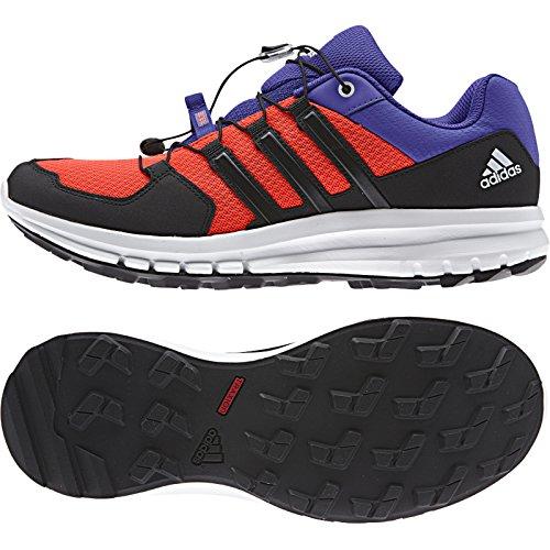 Scarpe Da Ginnastica Adidas Outdoor Duramo Cross Trail Running Rosso Solare / Nero / Flash Notturno